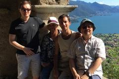 Avec Dang Thaï Son, Stanislav Loudenitch et Maestro Naboré