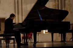 On Cziffra's piano in Senlis